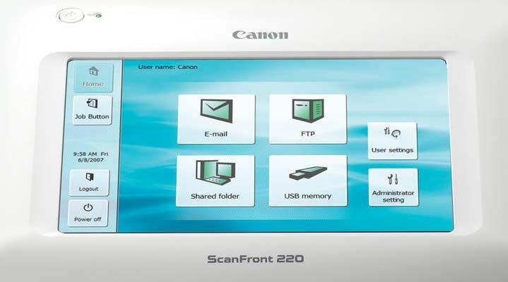 Canon P 215ii