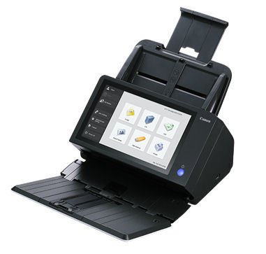 Canon scan front 400 network scanner