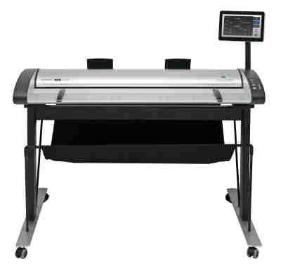 Large Format Scanner Contex