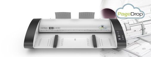Contex IQ24 large format scanner