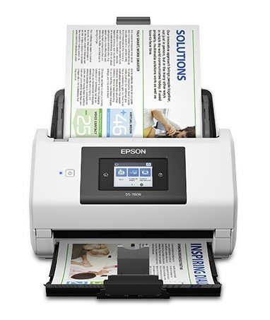 Epson network document scanner DS-780N