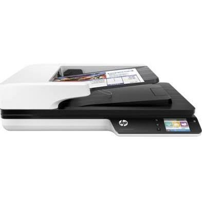HP network document scanner 4500