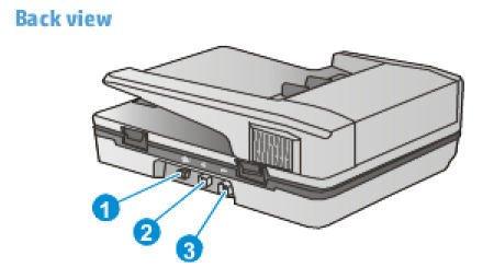 Hp Scanjet Pro 4500 Fn1 Scanner For Networks