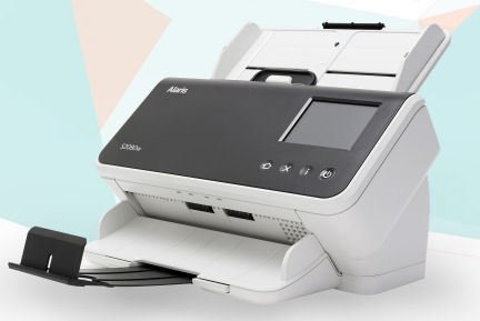 kodak network document scanner S2080w