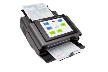 kodak network document scanner SS710