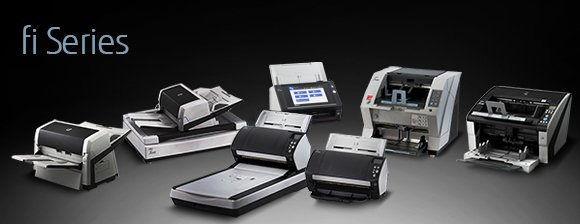Fujitsu scanners for less